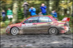 Cambrian rally SS2 (Barney - Ian B) Tags: wales clocaenog cambrianrally