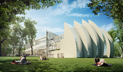 Sir Zelman Cowen School of Music - Southwest View (Monash University) Tags: italy campus southafrica education university clayton australia architect malaysia learning monash postgraduate undergraduate highereducation monashuniversity schoolofmusic groupofeight claytoncampus groupof8 monashcollege go8 architectmoshesafdie monashschoolofmusic sirzelmancownschoolofmusic sirselmancrown moashesafdie
