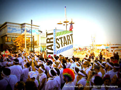 "THE COLOR RUN - ""Washington D.C."""