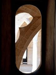 "Castell de Bellver - Palma - Durchsicht • <a style=""font-size:0.8em;"" href=""http://www.flickr.com/photos/87978117@N02/8128457701/"" target=""_blank"">View on Flickr</a>"
