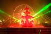 Halloween, Walibi (Rene Mensen) Tags: park holland color fountain wheel night big nikon colorful ferris theme flevoland fright reuzenrad kleurrijk walibi fontein biddinghuizen frightnight nehterlands