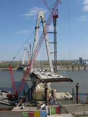 New St Louis Bridge (m.yamnitz) Tags: bridge stlouis mississippiriver cablestayed