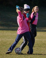 Beat Youth Soccer Oct 27 (Garagewerks) Tags: girl sport female all child action soccer sony highschool arkansas athlete tamron bentonville a65 slta65v