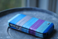 29/10.2012 - protected (julochka) Tags: blue stripes case eel prestige iphonethereforeiam iphone4s postcardtoblogcamp 366the2012edition discipleofappleism