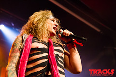 """Steel Panther @ Volkshaus - Zurich • <a style=""""font-size:0.8em;"""" href=""""http://www.flickr.com/photos/32335787@N08/8137811262/"""" target=""""_blank"""">View on Flickr</a>"""