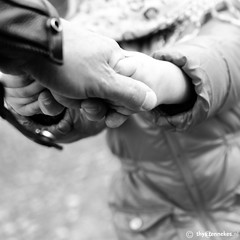 Trust (Thijs Tennekes) Tags: bw oktober white black hands hand faith trust 2012 thijs confidence reliance thys tennekes