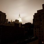 'Blackout', United States, New York, New York City, Lower Manhattan, Hurricane Sandy