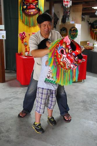 2012國民旅遊D2(鹿港桂花巷藝術村,ㄕ公館工坊)0037
