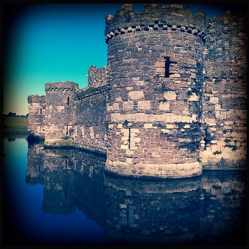 #beaumaris #castle #anglesey
