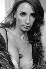 Tamara (luisephoto) Tags: madrid espaa mujer europa gente tamara modelos retratos boudoir