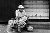(wltrwong) Tags: stairs philippines manila vendor intramuros chicharon