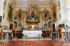 altar mayor Iglesia de Nuestra Señora del Rosario Fuengirola Malaga 11 (Rafael Gomez - http://micamara.es) Tags: altar mayor fuengirola málaga andalucia iglesia de nuestra señora la virgen del rosario malaga church our lady virgin rosary españa spain