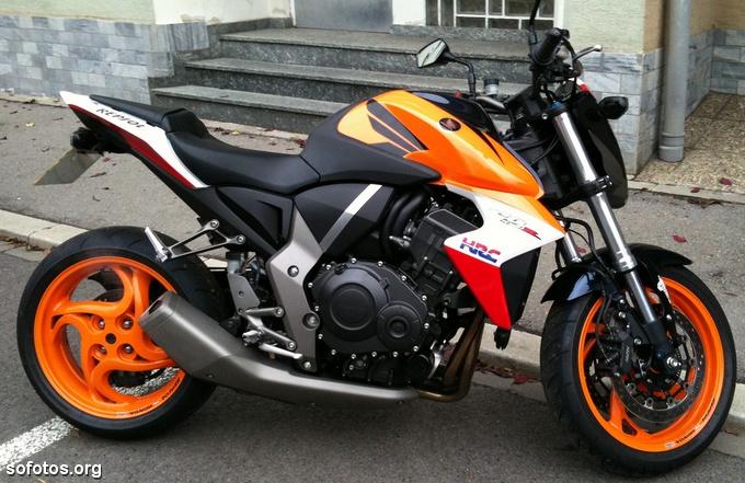 Honda CB 1000R HRC Repsol