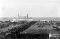 Golf links at The Breakers Hotel: Palm Beach, Florida (State Library and Archives of Florida) Tags: 1920s florida hotels resorts palmbeach golfers palmbeachcounty golfcourses henryflagler nationalregisterofhistoricplaces thebreakershotel historichotels industrialists statelibraryandarchivesofflorida printcollections historicpreservationmonth 1southcountyroad