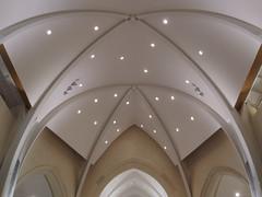 New Ceiling, St Barnabas, Erdington (Aidan McRae Thomson) Tags: church birmingham restoration westmidlands warwickshire erdington
