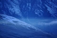 Cold winter's dawn, Queenstown, New Zealand (goneforawander) Tags: new travel newzealand wild lake alps nature skyline sunrise landscape outdoors island nikon scenery natural pacific south southern zealand alpine backpacking nz otago queenstown gondola aotearoa wakatipu australasia oceania d90 goneforawander enzedonline
