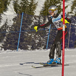 Hemlock Valley U14 GS/SL race, Jan 19-20, 2013                   PHOTO CREDIT: Keven Dubinsky
