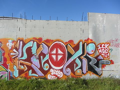 KNOXR (Same $hit Different Day) Tags: graffiti bay tv san francisco area hof tvc ick knoxr