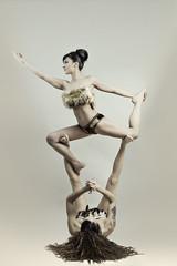Acroyoga (imfstudio.com) Tags: life two sexy yoga group dos vida attractive grupo roja acrobatic acrobatico atractiva acroyoga womenbeautiful mujerguapa imfstudio