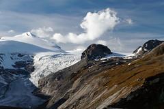 Hochgebirgslandschaft in der Groglocknergruppe, Nationalpark Hohe Tauern, Austria (DDN2013) Tags: austria sterreich au herbst natur krnten berge alpental fels alpen gletscher eis landschaft tal felsen gebirge pasterze johannisberg nationalparkhohetauern grosglockner gletschertal