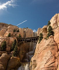 "Radiator Springs Racers | Cars Land • <a style=""font-size:0.8em;"" href=""http://www.flickr.com/photos/85864407@N08/8446860298/"" target=""_blank"">View on Flickr</a>"