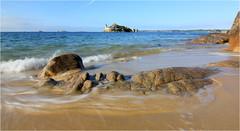 taureau (Photo.Emotion) Tags: sea mer canon landscape bretagne breizh 64 tokina nd chateau paysage 1228 taureau carantec 70d