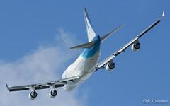[RUN] Boeing 747- 422 - F-HSEA - Corsair - MSN26877- FMEE (R. Clment (MrClemfly) Photography) Tags: corsairinternational corsair run fhsea boeing boeing747