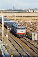 FS E444 078 (railphoto) Tags: fs e444 tartaruga treno train zug bahn raiil ferrovia ferrovie dello stato