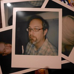 Me by Jeremy (Damian Cugley) Tags: impossibleproject metaphotography