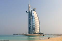 Burj Al Arab (Robie..) Tags: dubaiincredible burjalarab dubai vacation nikond750 beach