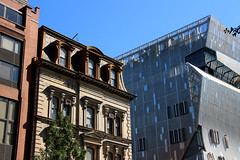 Cooper Union and Neighborhood (ShellyS) Tags: nyc newyorkcity manhattan buildings eastvillage