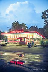 cab-108 (DiPics) Tags: car culture chuck burger cruise joint return vintage chrome americana wheels summer st louis overland chapels rock road roll metal neon