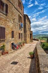 Pienza (Toscane) (aNNaj) Tags: pienza toscane italy zomer