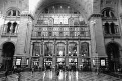 Antwerp Station (UnsignedZero) Tags: antwerp architecture art artmuseum belgium in indoor indoors inside item object trainride trainstation