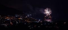 Fuochi d'artificio di Spotorno 2016 [5] (Tiziano Caviglia) Tags: spotorno rivieradellepalme liguria fuochidartificio fireworks luci lights marligure mare sea spettacolopirotecnico