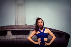 Buzludzha (sfabisuk) Tags: buzludzha bulgaria model girl travel explore