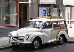 1968 Morris Minor Traveller 1000 (rvandermaar) Tags: 1968 morris minor traveller 1000 morrisminor sidecode2 3348ez morrisminortraveller