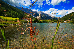 Solda - Italy (Lior. L) Tags: soldaitaly solda italy lake landscape lago mountains flowers alps sky nature clouds travel hiking trekking