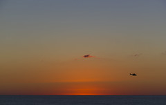 Sunset (M.a.r.t.Y) Tags: sunset helicopter elicottero tramonto travel viaggio