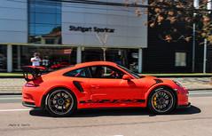 GT3 RS (phctba) Tags: porsche gt3rs lava orange curitiba brazil 911 991 gt3 rs