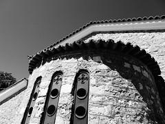 DSC03784 (omirou56) Tags: sonydscwx500 peloponnisos peloponnese peloponisos greece hellas blackwhite pteri achaia        43ratio outdoor church blackwhitepassionaward