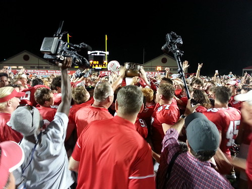 """Center Grove vs Carmel 9/2/2016 • <a style=""""font-size:0.8em;"""" href=""""http://www.flickr.com/photos/134567481@N04/29382371226/"""" target=""""_blank"""">View on Flickr</a>"""