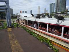 Bus Boat (geraldm1) Tags: thailand bangkok tropics tropical asia thai chaophrayariver