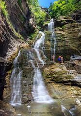 Water Falls - Treman_0028 (sugarzebra) Tags: treman roberthtreman statepark ny newyork ithaca waterfalls longexposure fingerlakes canon