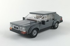 Maserati Quattroporte III - facelift (Dar2k) Tags: lego moc maserati quattroporte italy 80 creation vehicle voiture dar2k