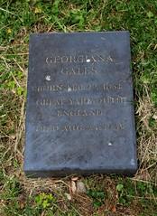 (spotboslow) Tags: mountauburncemetery cambridge watertown massachusetts georgianagales greatyarmouth england