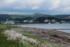 The bay in Port-DanielGascons, Qubec (Ullysses) Tags: portdanielgascons qubec canada gaspesie baiedeschaleurs summer t portdaniel baie bay shore plage