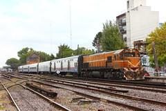 Ferrobaires Bragado - Once (El Sirio) Tags: tren train argentina ferrobaires bragado once haedo ferrocarril sarmiento emd gm gt22 materfer buenos aires