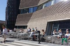 Tate Modern, Switch House 3, London by Herzog & Meuron (Iqbal Aalam) Tags: herzogdemeuron tatemodern artgallery competitionwinner oldpowerstation oldoiltanks switchhouse bankside banksidepowerstation newentrance neobankside herzogmeuron