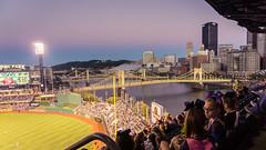 Pittsburgh, City of Bridges (mrsonnguyen) Tags: baseball pittsburgh pirates